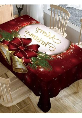 Christmas Clock printed tarpaulin