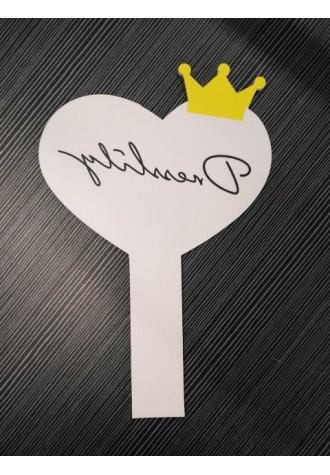 Logo heart ktplate