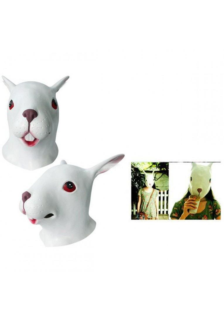 Halloween rabbit mask