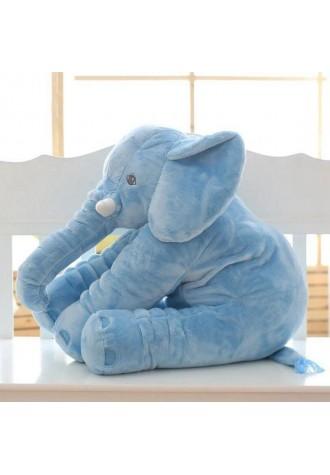 Lovely elephant doll children's comfortable pillow plush toy